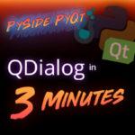 Pyside Pyqt Resources In 2 Minutes Impatient Programmer